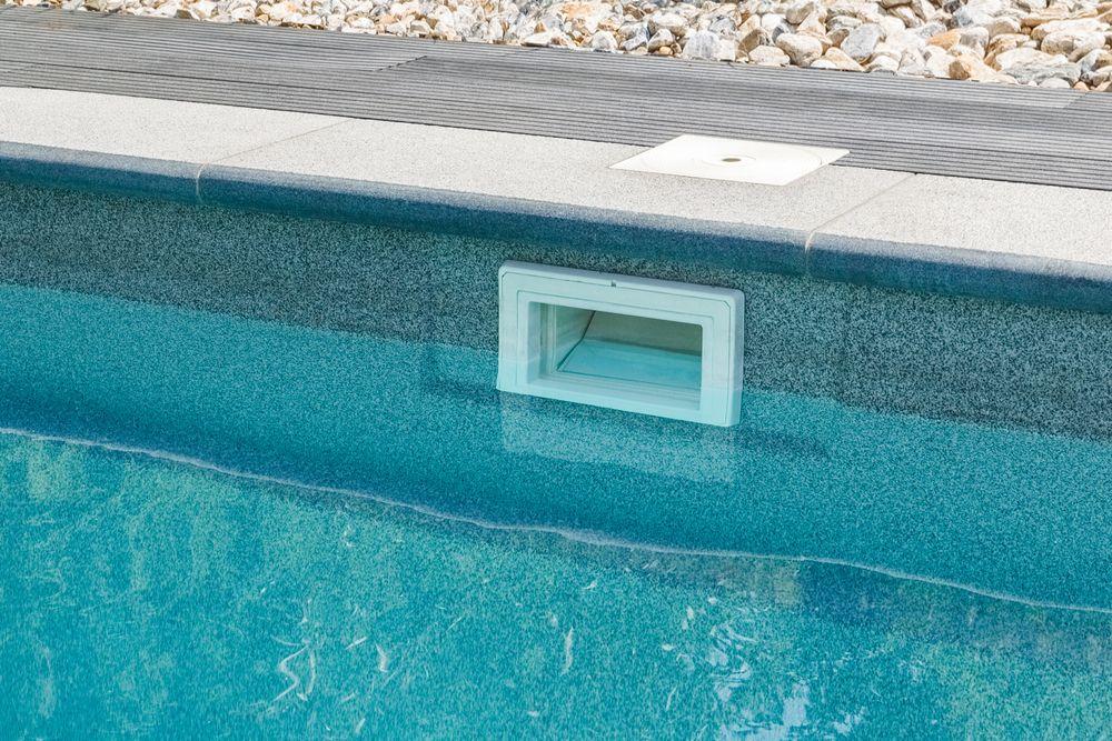 wat is een skimmer in een zwembad
