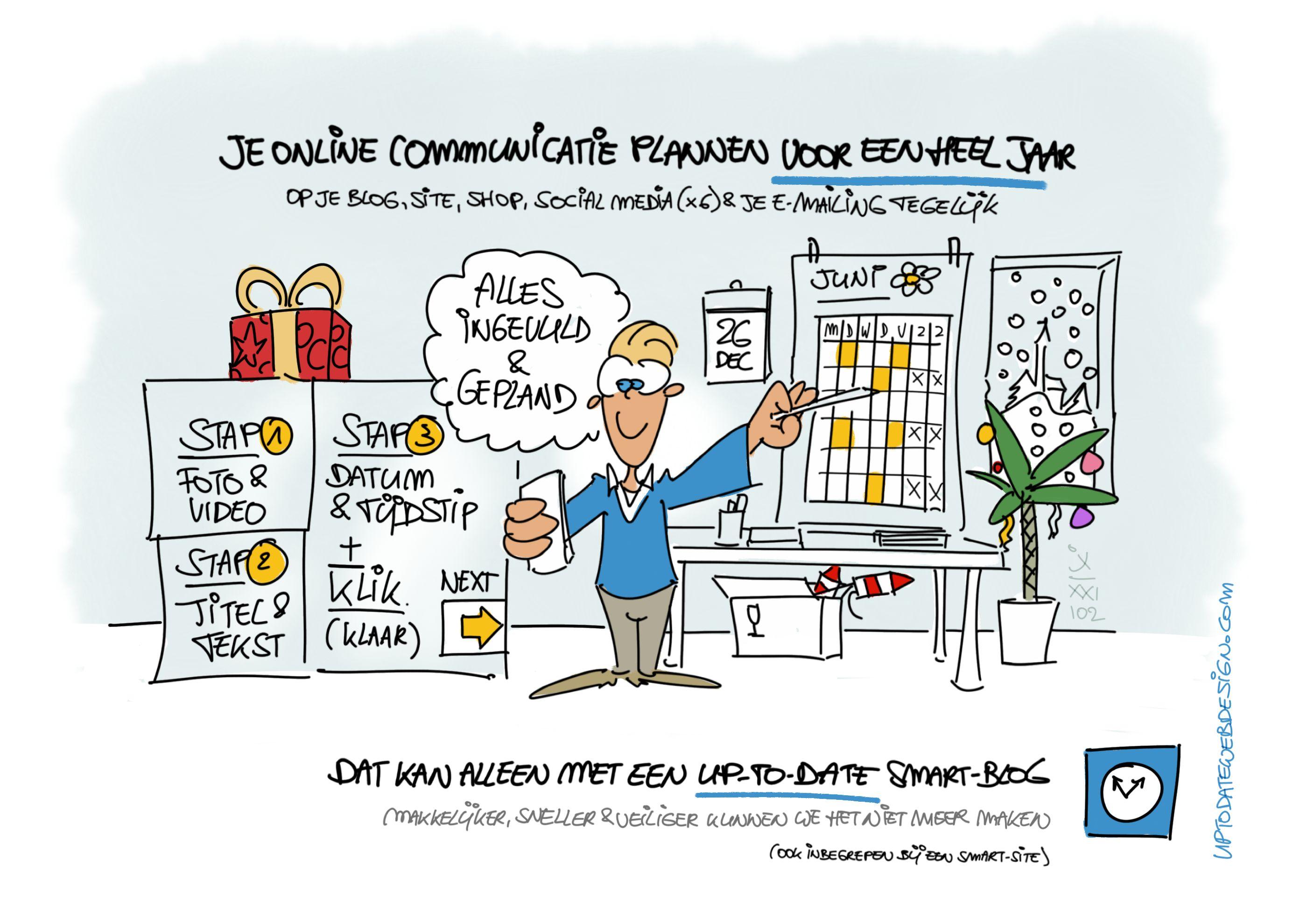 UP-TO-DATE Cartoon 102 - Communicatie plannen voor een heel jaar - Ivan Jans.PNG