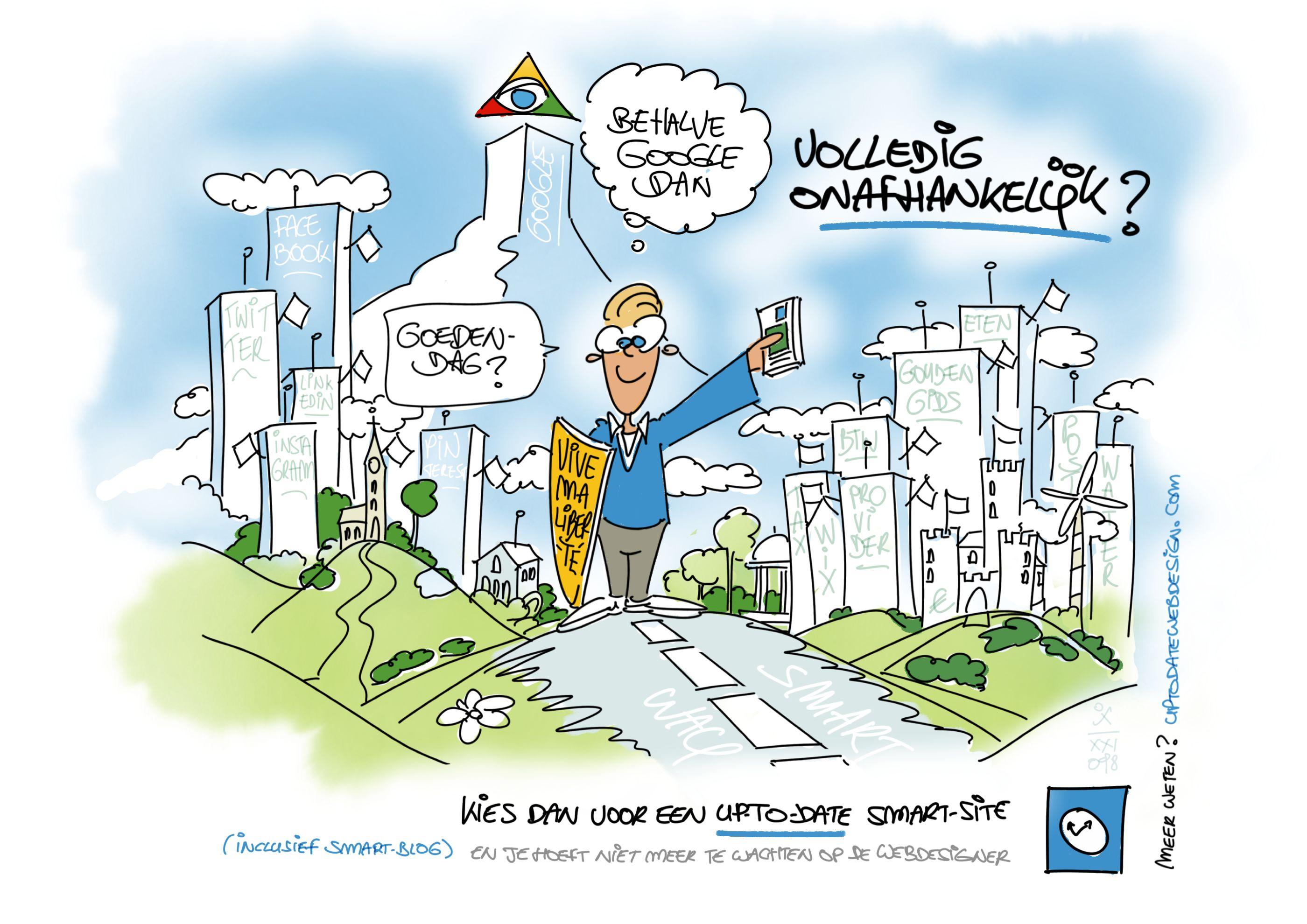 UP-TO-DATE Cartoon 089 - Volledig onafhankelijk - Ivan Jans.PNG