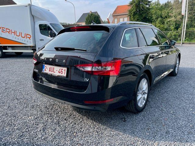 Vanaf €80,- | Skoda Superb iV (plugin hybride)