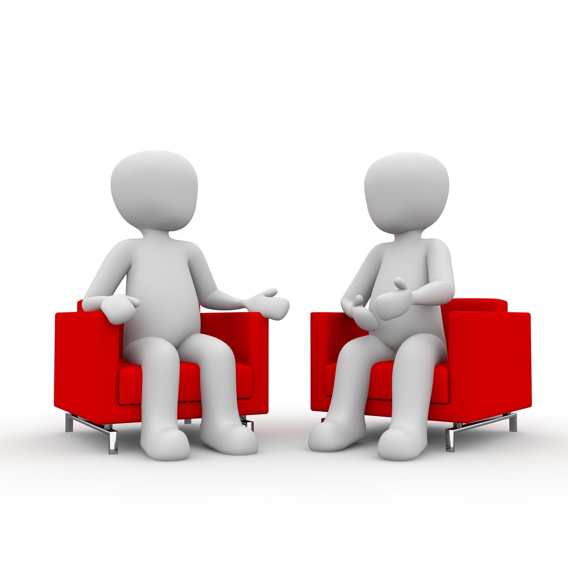 Alles begint bij een goed gesprek Venditio+ for happy profit